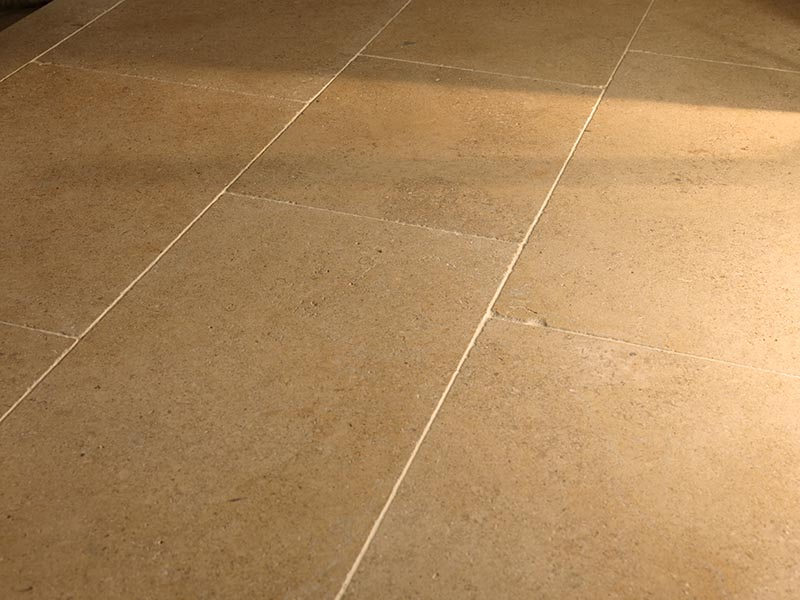 Old Oast House country home flagstone floor