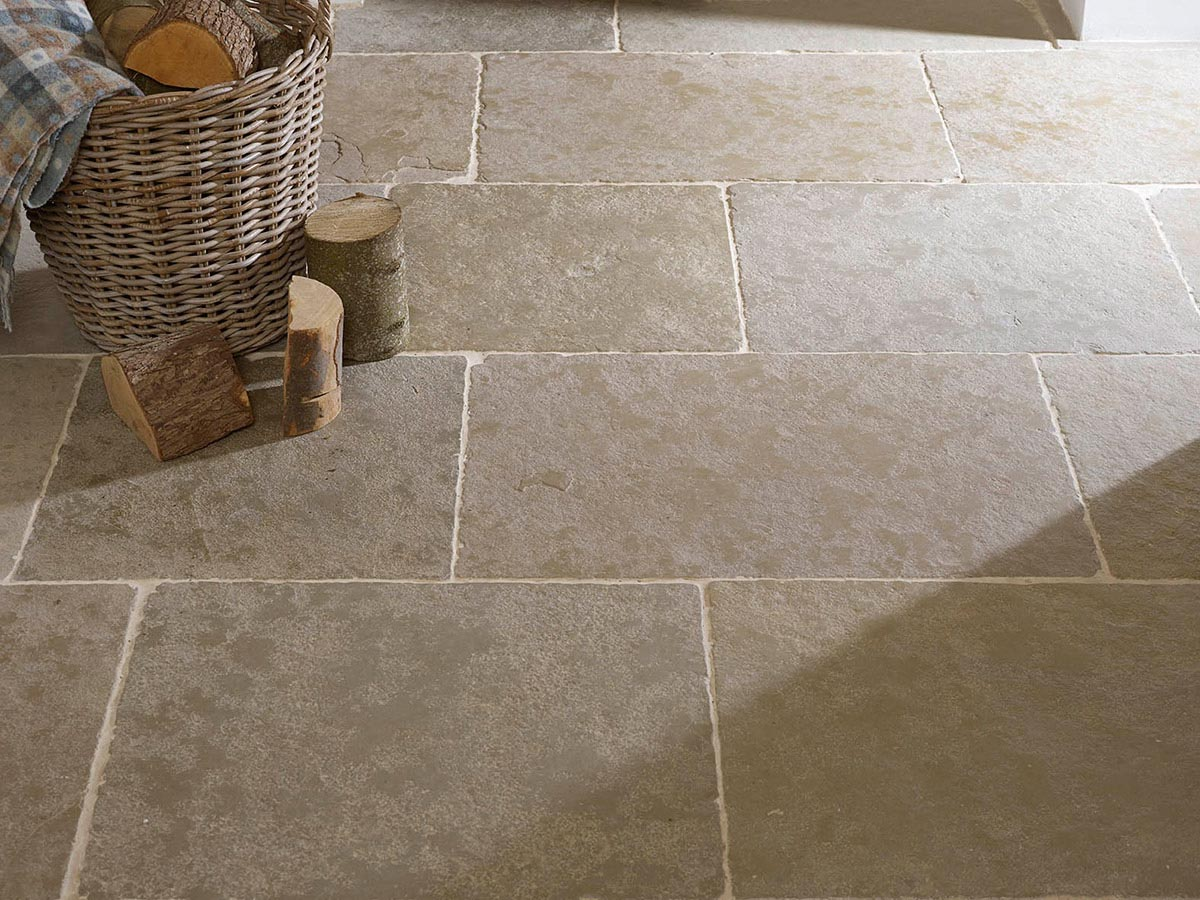 Old Farmhouse Green Flagstones